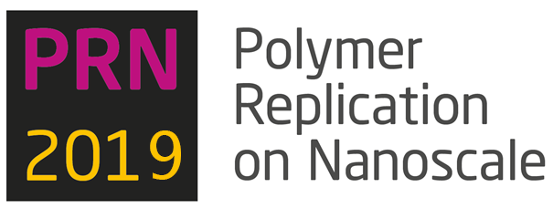 Logo Polymer Replication on Nanoscale  2019