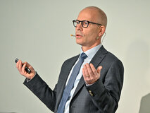 Prof. Christoph Weder, Director des Adolphe Merkle Institute