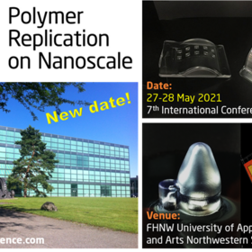 7. Internationale Konferenz Polymer Replication on Nanoscale