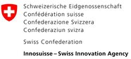 Innosuisse - Swiss Innovation Agency Logo