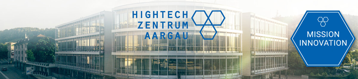 Hightech Zentrum Aargau, Mission Innovation Header-Image