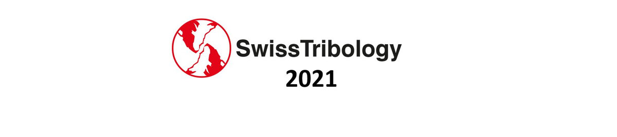 Swiss Tribology 2021 Header